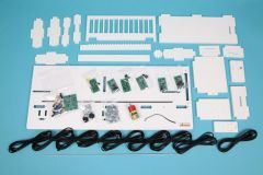 Maquette motorisée programmable Portail Coulissant - version kit
