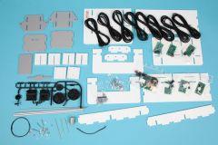 Maquette motorisée programmable Monte Charge - version kit