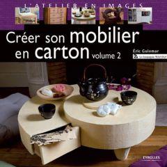 LIV-EYR-2380 Livre Créer son mobilier en carton-volume 2