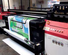Bâche à imprimer sur mesure - Mètre supplémentaire - Largeur 1,30 m
