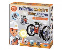 Energie Solaire 14 en 1