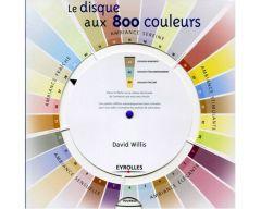 Livre le disque aux 800 couleurs