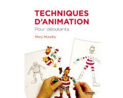 Livre techniques d'animation pour débutant