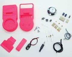 Lot de 10 kits BalaBoum groupés ROSE FLUO-sans CI