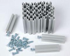 Kit de 24 piliers 80 x 20 x 20 mm