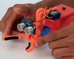 Pince Robotique 90mm pour Mini robot livrée en kit