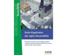 Livre Guide d'application des règles d'accessibilité