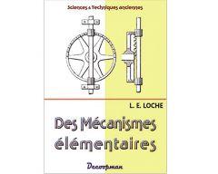 Livre Des mécanismes élémentaires