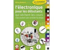 LIV-ELK-1186 Livre L'électronique pour les débutants