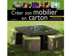 Livre Créer son mobilier en carton-Volume 3