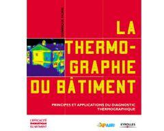 Livre La thermographie du bâtiment