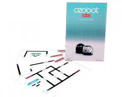 Experiment pack pour Ozobot Evo