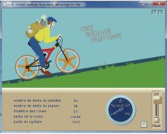 5 simulations Vélo VTT