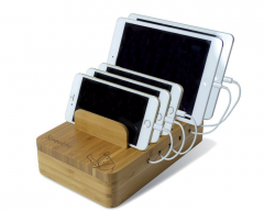 Chargeur multi-tablettes ultra-rapide 6 ports Android